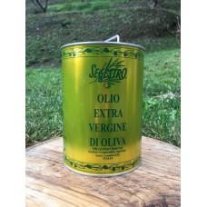 Olio Extravergine di Oliva Segestro - 2 lt - In latta singola