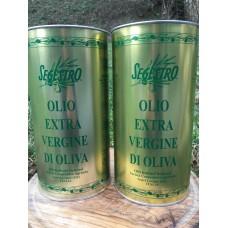 Olio Extravergine di Oliva Segestro - 3 lt. - Confezione doppia