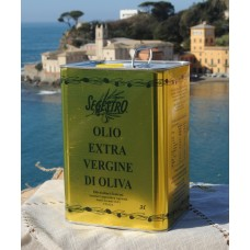 Olio Extravergine di Oliva Segestro - 3 lt - In latta singola