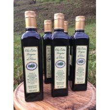 Olio Extravergine di Oliva Segestro 0,500 lt. -  Cart. 6 da bottiglie