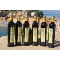 Olio Extravergine di Oliva DOP Riviera Ligure - Riviera di Levante - 500 ml - confezione da 6 bottiglie