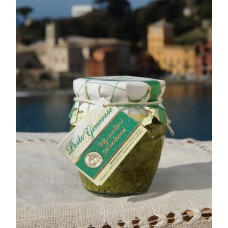 Pesto Genovese 180 gr - Confezione in vetro - vasetto singolo
